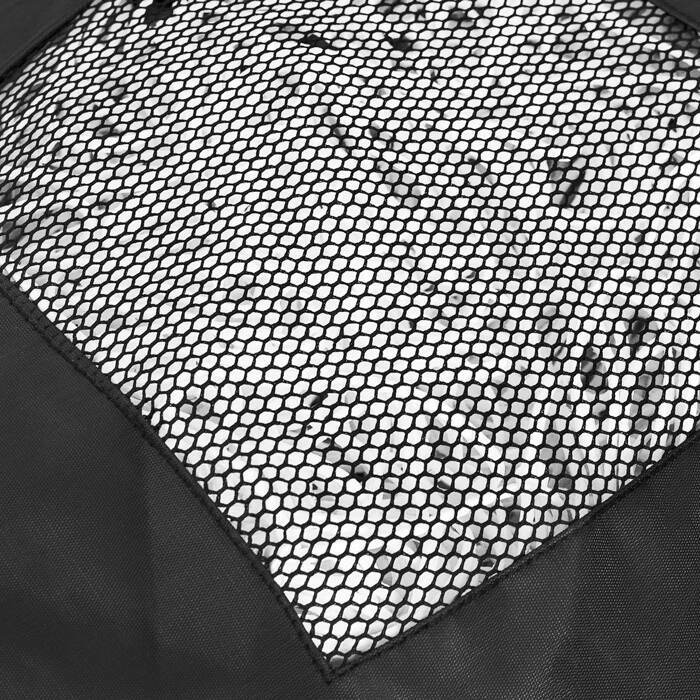 Mesh Panel Carry Bag