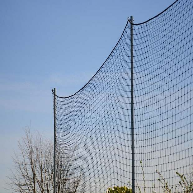 Custom Ball Stop Netting Height / Length