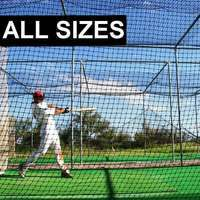 FORTRESS baseball batting cage net />