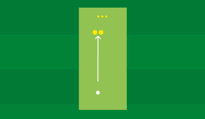 Bowling Cricket Drill 2