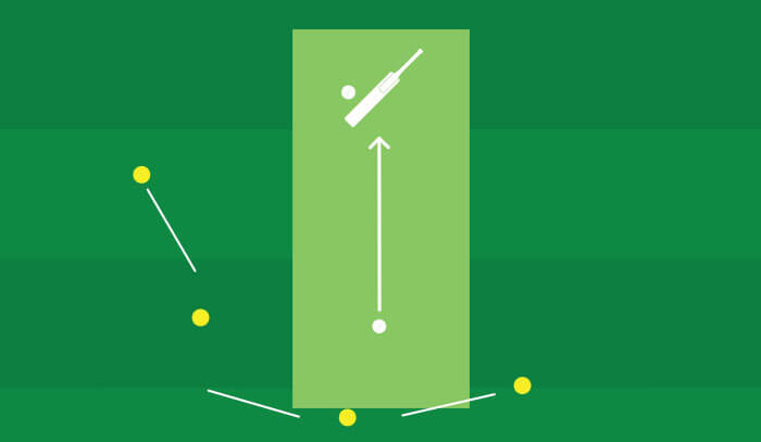 Batting Cricket Drill 2