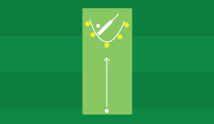 Batting Cricket Drill 1