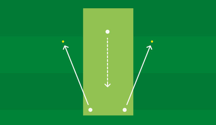 Fielding Cricket Drill 1